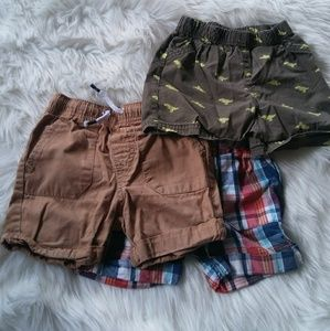 Other - 18 month shorts 3 pair